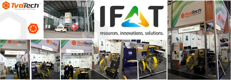 Back from IFAT