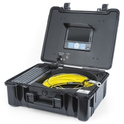 23mm Sewer Drain Pipe Inspection Camera System with 20m/66ft ~ 40m/130ft cable